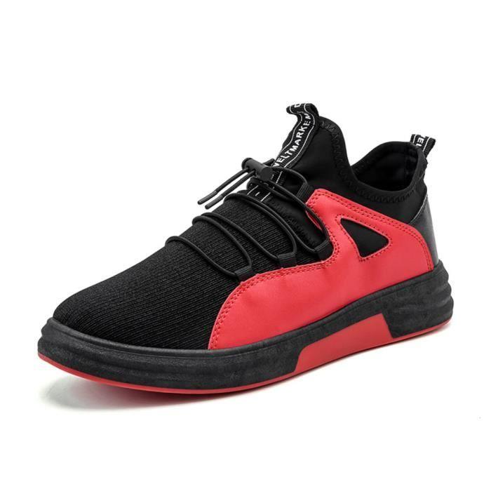 Sneaker Hommes Doux Beau Nouvelle arrivee Chaussure Qualité Supérieure Confortable Classique Sneakers Confortable Simple Beau 39-44 qsXbr8BD