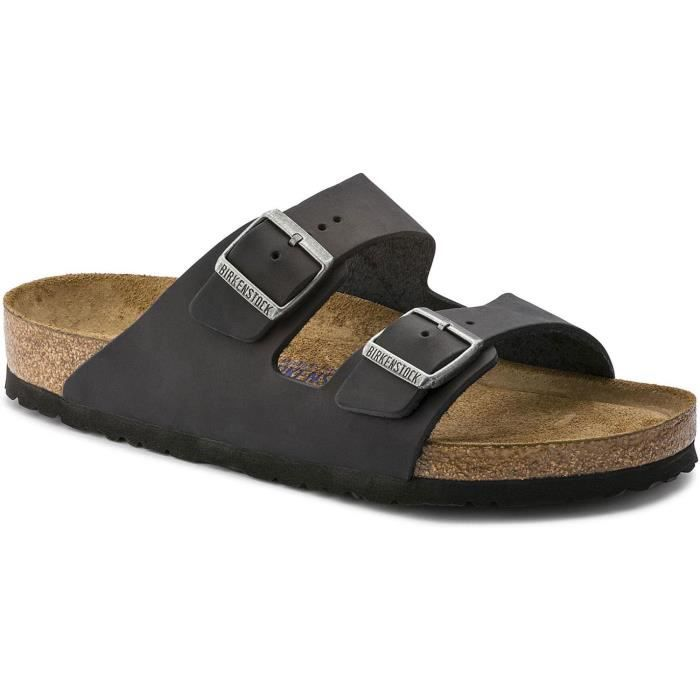 Birkenstock Arizona Soft Footbed Oiled Leather Womens Sandals GN4qsCn3Ff