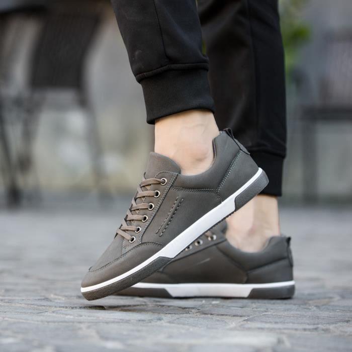 chaussures 1001 course chaussures Hommes style baskets britannique de XYM71009902 mode décontractée de élégantes 5qTwFx7vq8