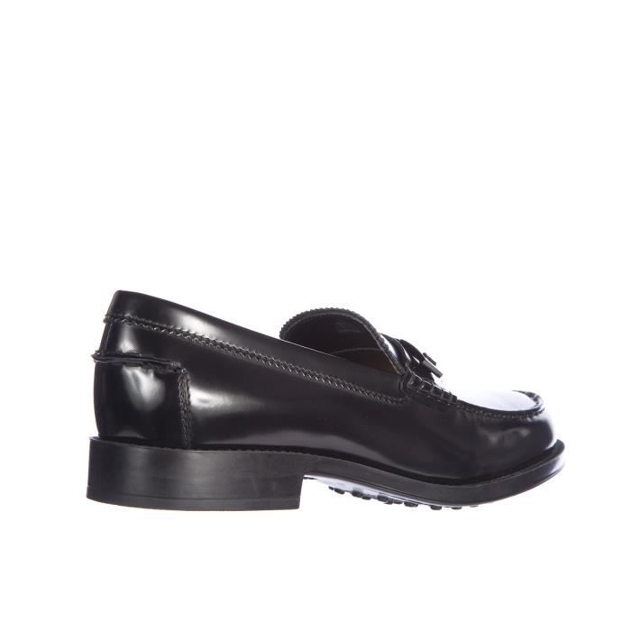 Mocassins homme en cuirmacro clamp classico Tod's PlJ4k1R