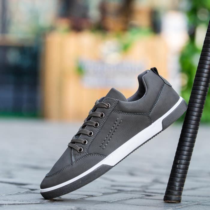 XYM71009902 Hommes baskets course élégantes chaussures de mode chaussures décontractée style de britannique 1001 qTqCRP