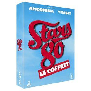 DVD SÉRIE Coffret 2 DVD Stars 80 : Stars 80, La suite