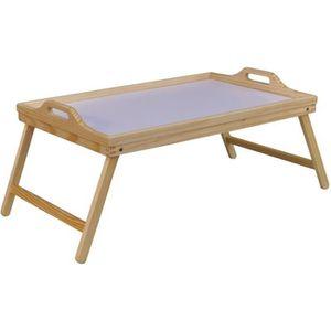 plateau petit dejeuner sur pied achat vente plateau petit dejeuner sur pied pas cher cdiscount. Black Bedroom Furniture Sets. Home Design Ideas