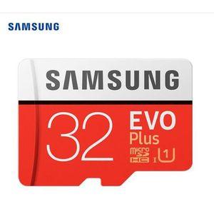 CARTE MÉMOIRE Carte mémoire micro SD Samsung Carte TF 32 Go 100M