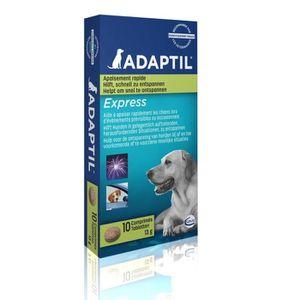 DIFFUSEUR BIEN-ÊTRE ADAPTIL Comprimés anti-stress - Boite de 10 compri