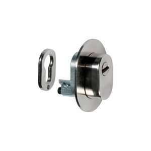 SERRURE - BARILLET Protecteur de cylindre pour Trilock 5000 A2P** san