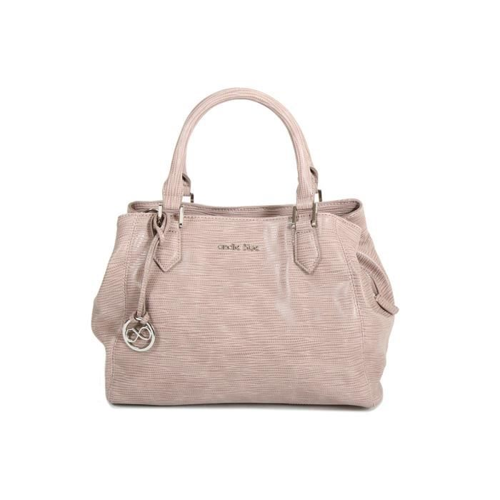 Sac à main Andie Blue collection PIKOK A8168 L x h x p = 31*11*23 - Taupe