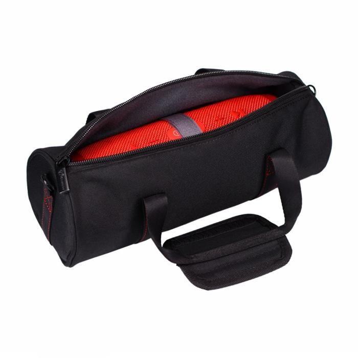 Carry Housse Etui portatif protection étui pour JBL charge 3 haut-parleur  Noir 020fb576ee5