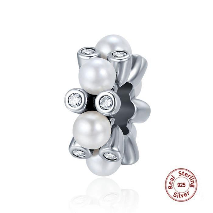 charms pandora perle