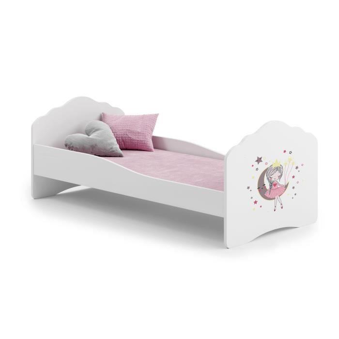 Lit enfant fille princesse - Achat / Vente jeux et jouets pas chers