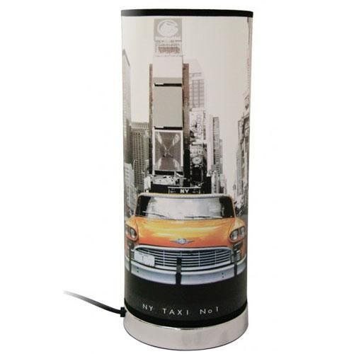 lampe new york taxi n 1 achat vente lampe new york taxi n 1 cdiscount. Black Bedroom Furniture Sets. Home Design Ideas