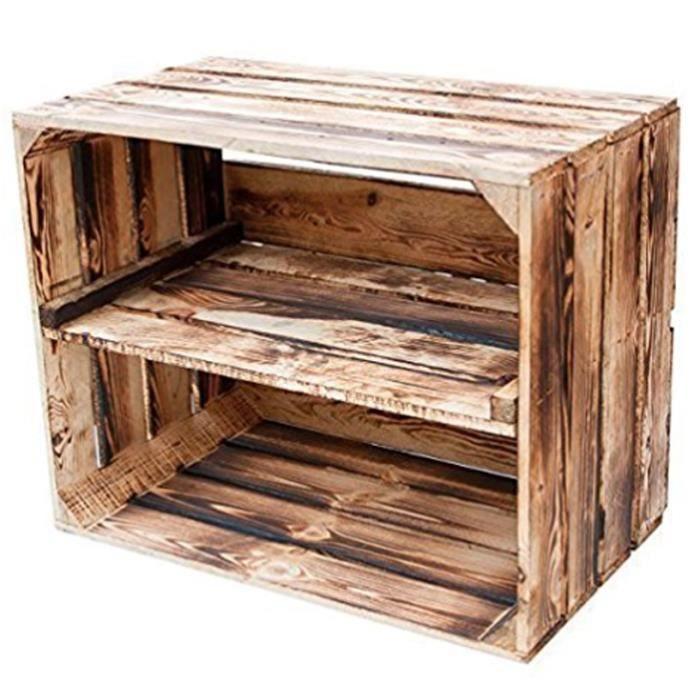 cagette en bois achat vente cagette en bois pas cher. Black Bedroom Furniture Sets. Home Design Ideas