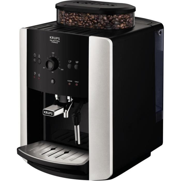 MACHINE À CAFÉ Exp-broyeur KRUPS YY3073FD Arabica