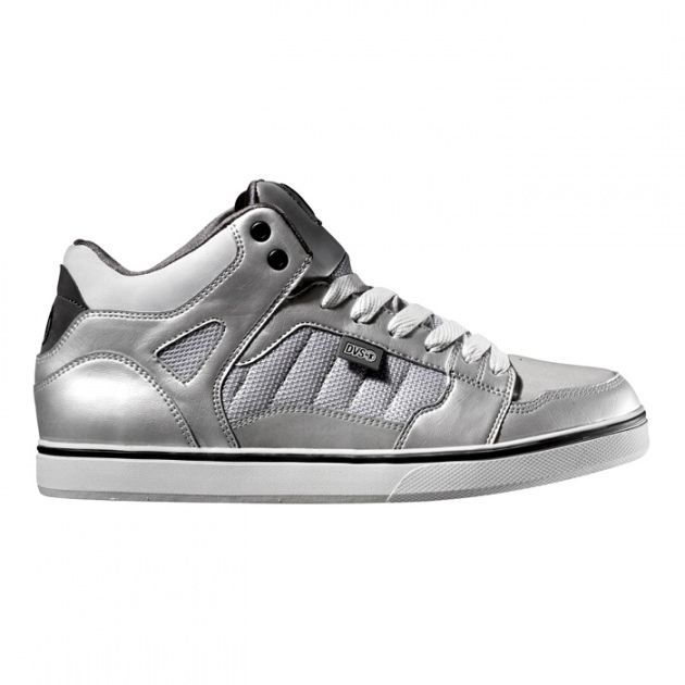 DVS Huf Mid Throwback Silver