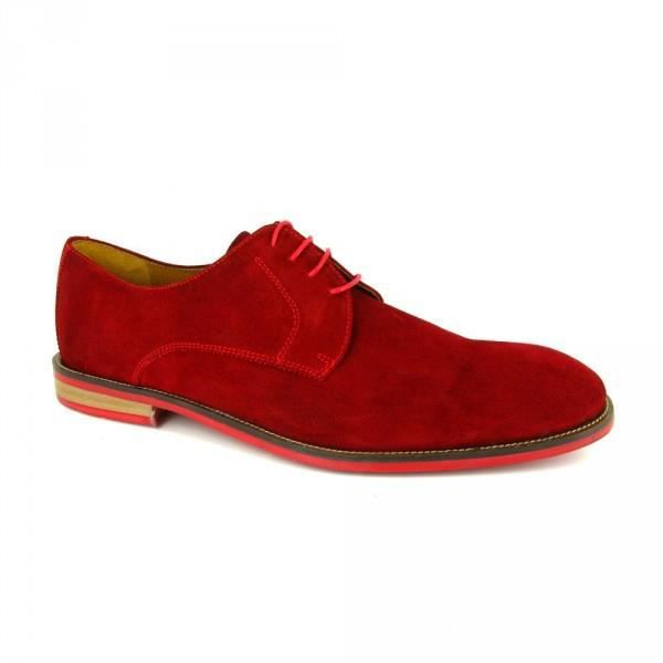 J.BRADFORD Chaussures Derby JB-FRENCHI Rouge - Couleur - Rouge