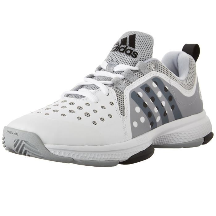Homme B 42 Barricade Adidas Taille Classic Blanc Chaussure wkn8OX0P
