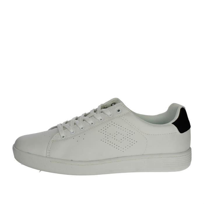 Lotto Petite Sneakers Homme Blanc/Noir, 39
