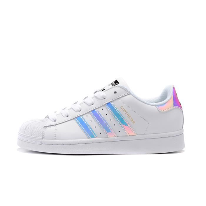 chaussures adidas homme superstar rouge