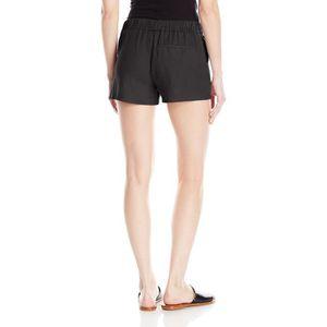 Vêtements, accessoires Esprit Bermuda Pantalon Court Ellen taille FR 40 Blanc lin optique
