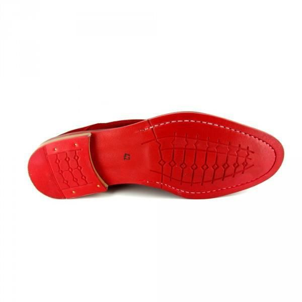 J.BRADFORD Chaussures Derby JB-FRENCHI Rouge - Couleur - Rouge UHfUW3DK9