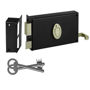 serrure porte d entree achat vente serrure porte d entree pas cher cdiscount. Black Bedroom Furniture Sets. Home Design Ideas