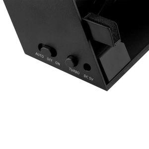 VENTILATEUR CONSOLE USB Turbo externe Contrôle de la température de re