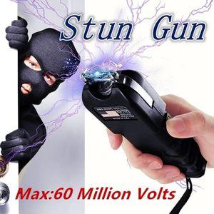 PIÈCE SÉCURITÉ MAISON Électrique Shock Wand femmes auto-défense outils S