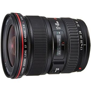 OBJECTIF Canon objectif grand-angle zoom EF 17-40 mm F4L US