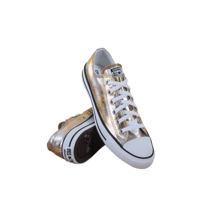 BASKET Converse all star hommes bas VDYXQ Taille-35 1-2