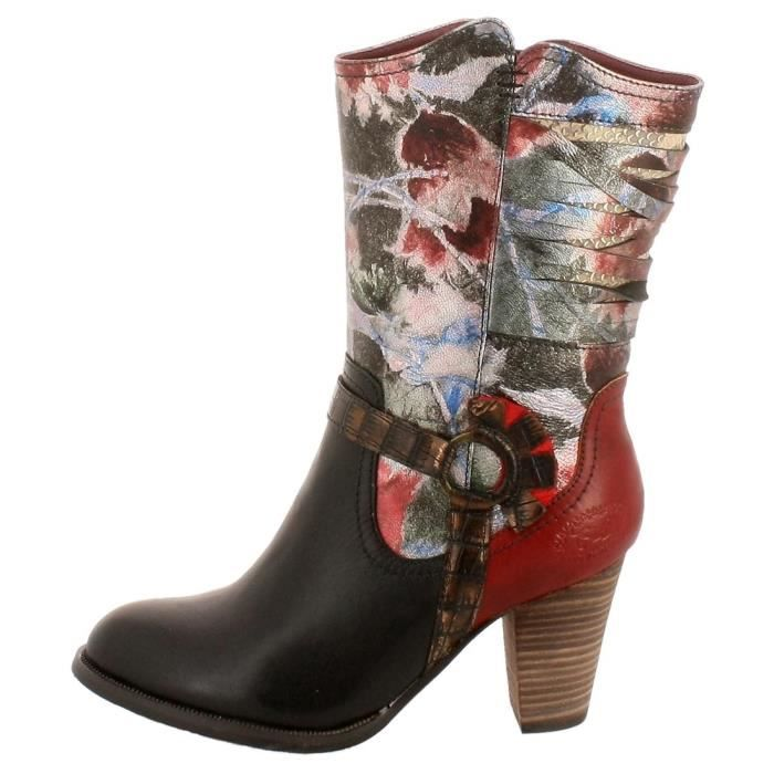 bottines / low boots angie femme laura vita angie