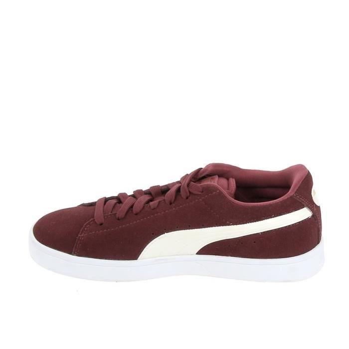 Basket -mode - Sneakers PUMA Suede S Bordeaux