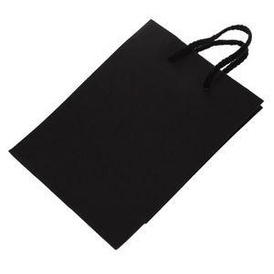 pochette cadeau papier kraft achat vente pas cher. Black Bedroom Furniture Sets. Home Design Ideas