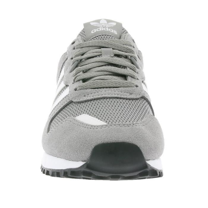 adidas Originals ZX 700 Hommes Baskets Gris S76175