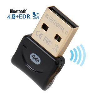 PACK RÉSEAU Clé USB Adaptateur Bluetooth V4.0 compatible Windo