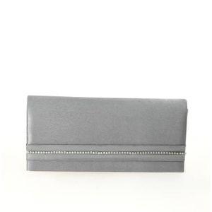 Sac pochette soirée-Grey oX3QlyI