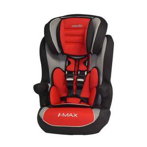SIÈGE AUTO Siège auto ISOFIX Confort Groupe 1-2-3 de 9 à 36kg