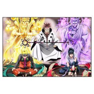 PUZZLE CoolChange Puzzle de Naruto, 1000 pièces, Motiv: r