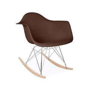 fauteuil bascule achat vente fauteuil bascule pas cher cdiscount. Black Bedroom Furniture Sets. Home Design Ideas