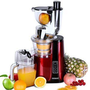 Super Extracteur De Jus Slow Juicer Essence Avis : Extracteur de jus de fruits et legumes - Achat / vente Extracteur de jus de fruits et legumes ...