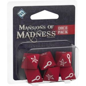 POLO Fantasy Flight Games Of Madness Mansions Second Ed