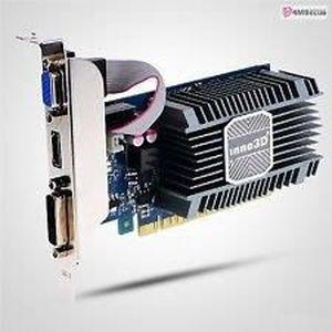 CARTE GRAPHIQUE INTERNE SVGA GT730, 1GB INNO3D N730-1SDV-D3BX