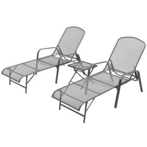 chaise longue d interieur achat vente pas cher. Black Bedroom Furniture Sets. Home Design Ideas