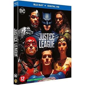 BLU-RAY FILM Justice League Bluray