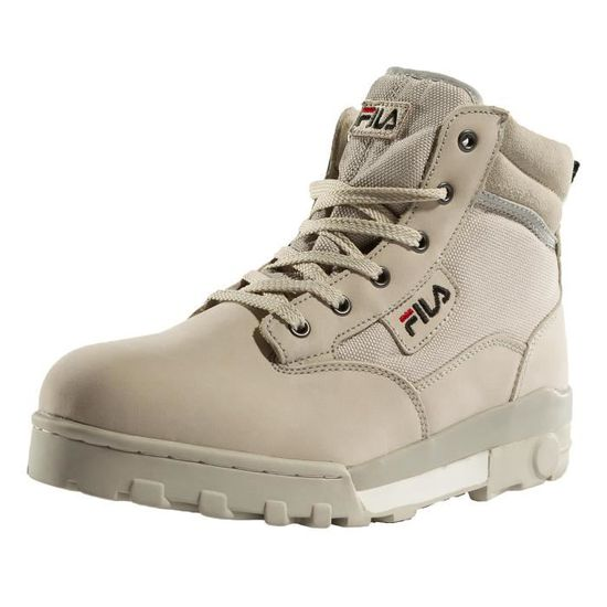 Baskets Heritage Chaussures Mid Fila Qpa7awdr Grunge Femme Beige dtEqTnw