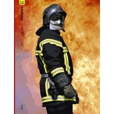 Livre 6-9 ANS Pompiers