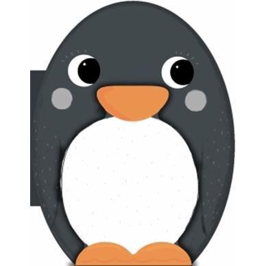LIVRE 0-3 ANS ÉVEIL Aventure en Antarctique