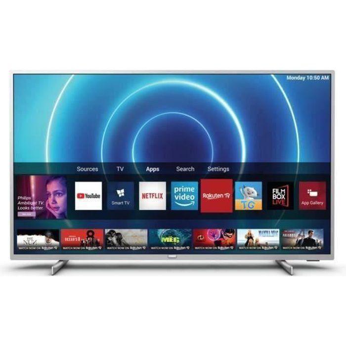 """Plus de détails PHILIPS 50PUS7555/12 TV LED UHD 4K - 50""""(126cm) - Dolby Vision - Son Dolby Atmos - Smart TV - 3"""