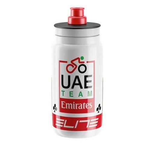 GOURDE Bidon Elite Fly Equipe Cyclisme UAE  2018 - 550ml