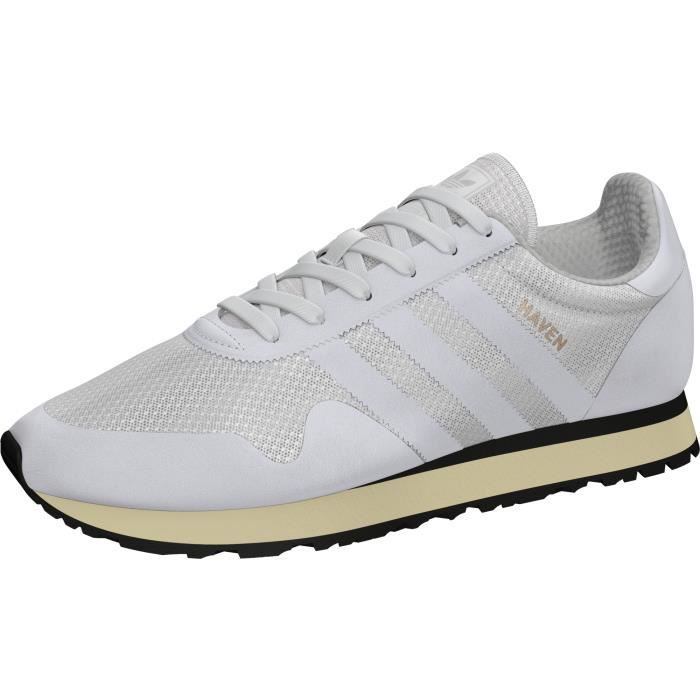 Haven Prix Cher Adidas By9710 Cdiscount Blanche Chaussures Pas BeWrCdxo