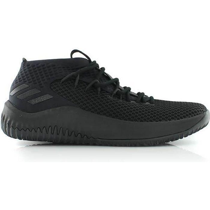 designer fashion 9117d 746cc Chaussures de Basketball adidas Dame 4 Noir Core Black pour homme